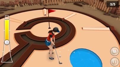 Mini Golf Game 3D Plusのおすすめ画像2