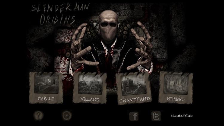 Slender Man Origins Lite: Intense survival horror screenshot-0