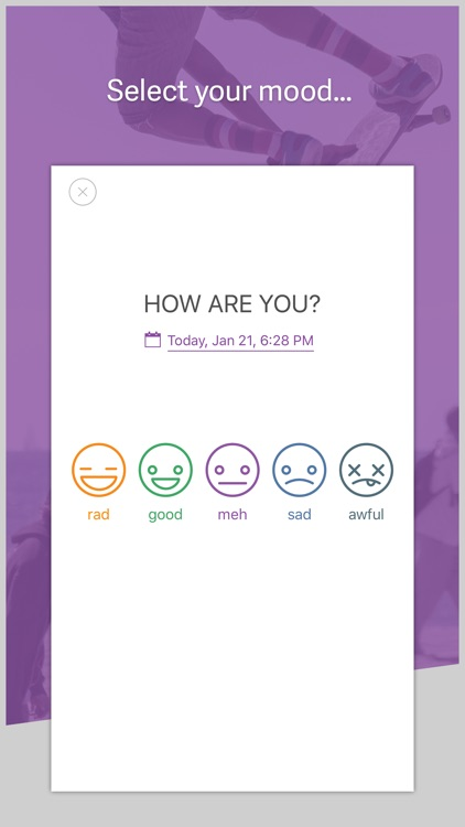 Daylio - diary, mood tracker, journal