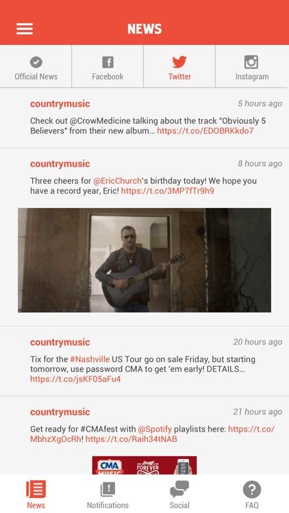 CMA Music Festival 2017 screenshot-4