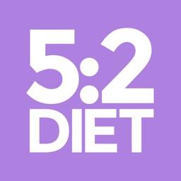 5:2 Diet Complete Meal Planner