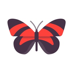 Butterflies Stickers - Wonderful Emoji