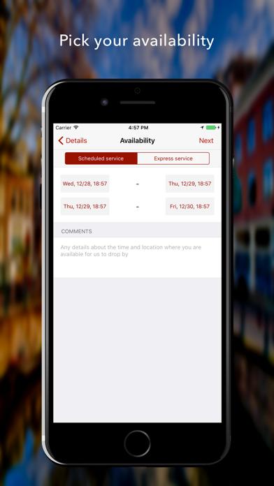 FlatTire - Bike Service screenshot four