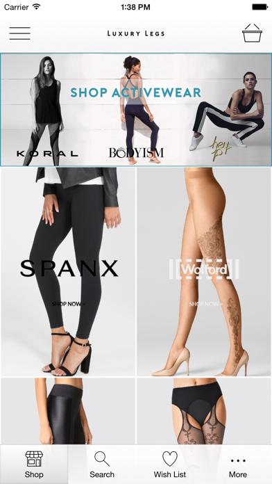 Luxury Legs screenshot one