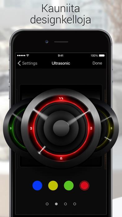 Screenshot for Herätyskello juuri minulle in Finland App Store