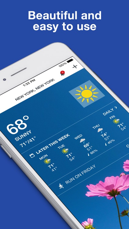 The Weather Channel: Forecast, Radar & Alerts screenshot-0