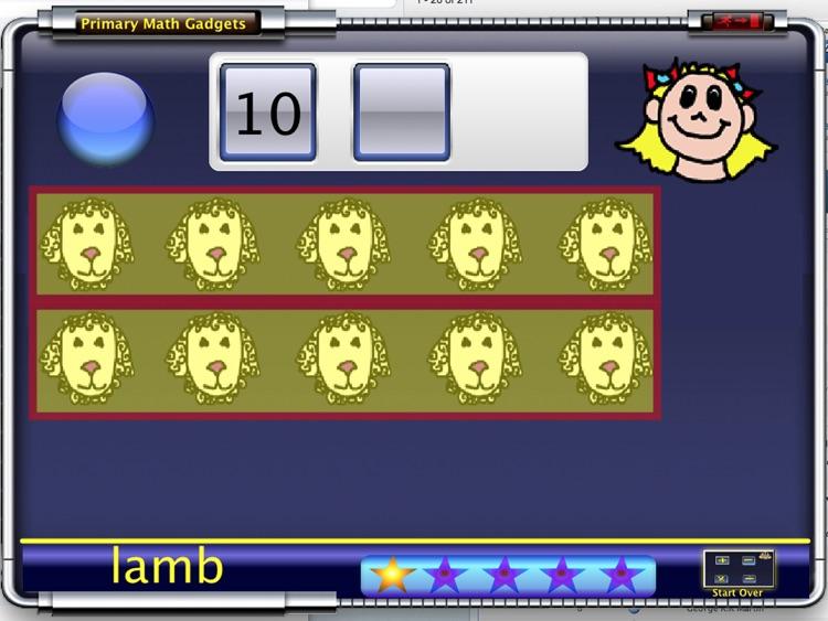 Primary Math Gadgets screenshot-4