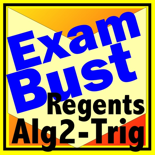 NY Regents Algebra 2-Trig Flashcards Exambusters