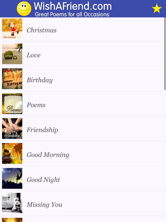 Poems Love Friends Family App Price Drops