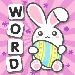 Alpha Bunny - Easter Egg Word Hunt
