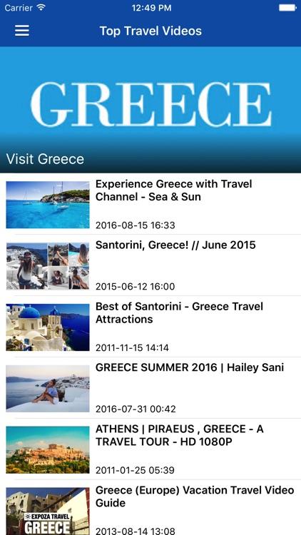 Greek News in English & Greece Radio Pro screenshot-4