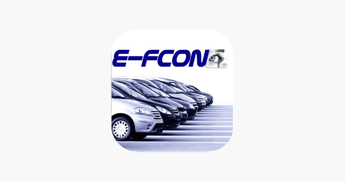 E-FCON - Elektronische Führerscheinkontrolle na App Store