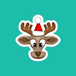 Merry Christmas Stickers!