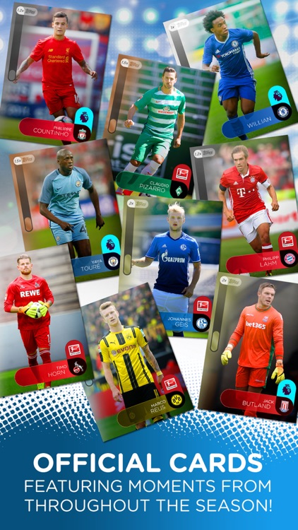 KICK: Official Football Card Trader screenshot-1