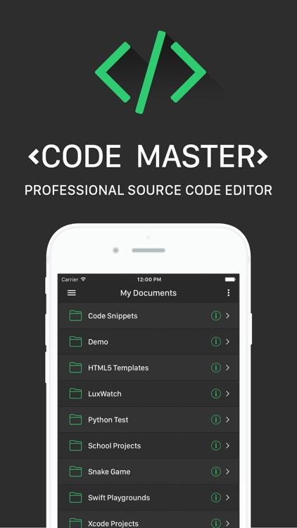 Code Master Pro
