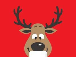A slightly silly collection of Christmas Reindeer illustrated by our designer, Elim Chung