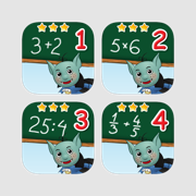 Successfully Learning Math: Learning bundle for years 1, 2, 3, and 4