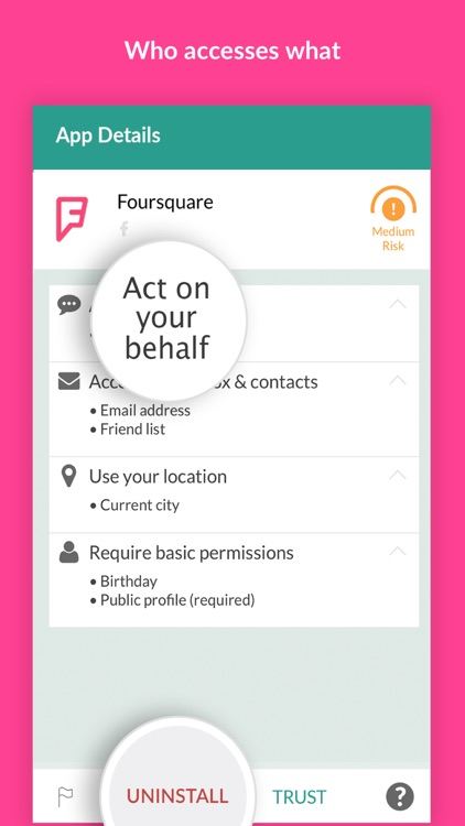 MyPermissions - Privacy Cleaner screenshot-3