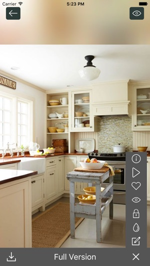 kitchen design ideas   3d kitchen interior designs on the app store  rh   itunes apple com