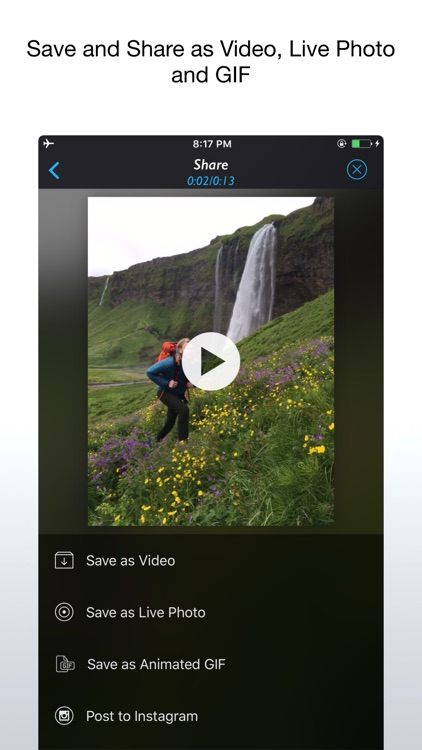 Live Crop for Live Photo, Video and GIF screenshot-4