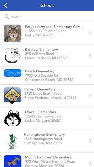 Calvert County Public Schools 4