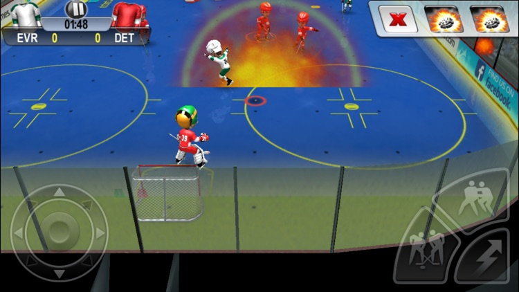 Arcade Hockey 18