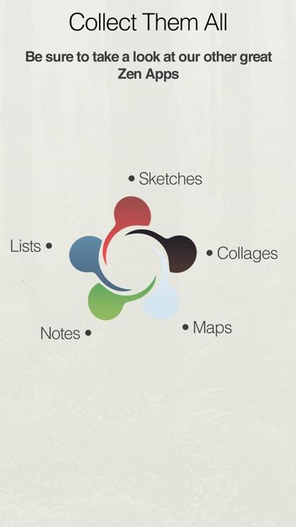 Zentries:  The Art of Journaling screenshot-4