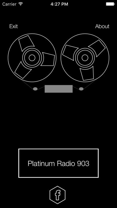 Image of Platinum Radio 903 for iPhone