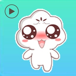 Stickers Animated Candy Funny