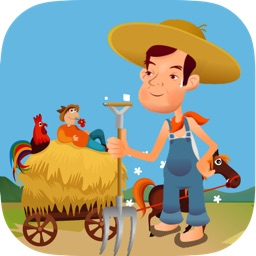 A Fall Garden Harvest Village Farm Country Escape - Connect the Match-3 Puzzle Games Free HD