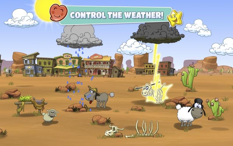 Clouds & Sheep 2 screenshot 2