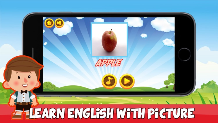 English Vocabulary - Fun Language Learning Game