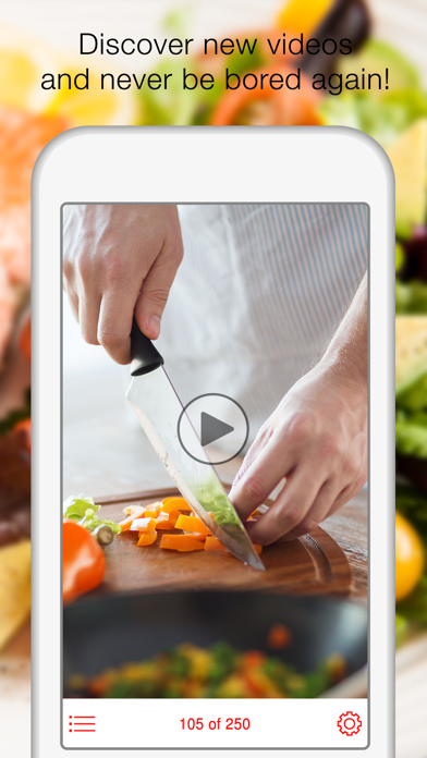 Cooking Videos - Best Dinner Ideas & Party Recipes screenshot one
