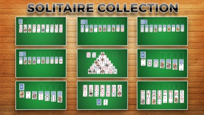 Solitaire Multi GamePlay Collection screenshot one