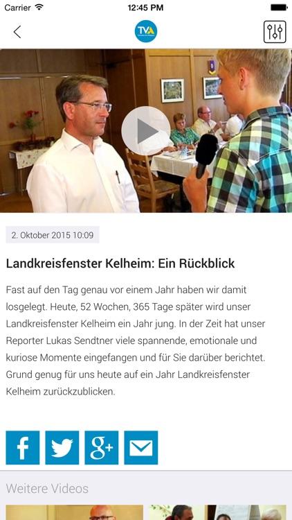 TVA Ostbayern screenshot-3