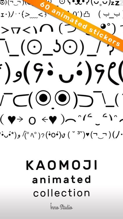 Kaomoji - Animated Collection