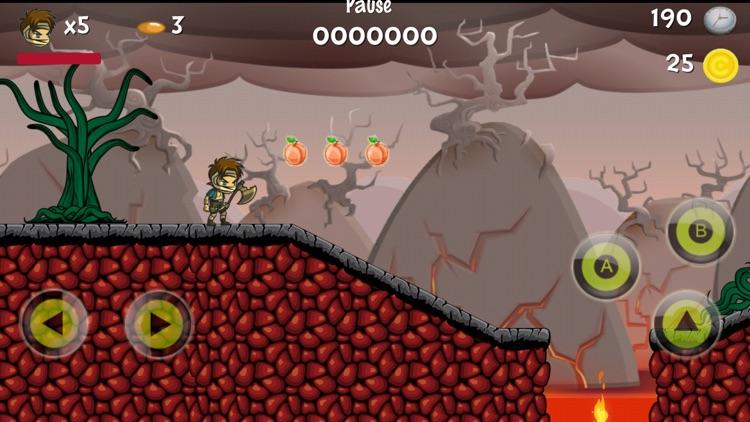 Super Adventure Run - Fun Running & Jumping Games screenshot-3