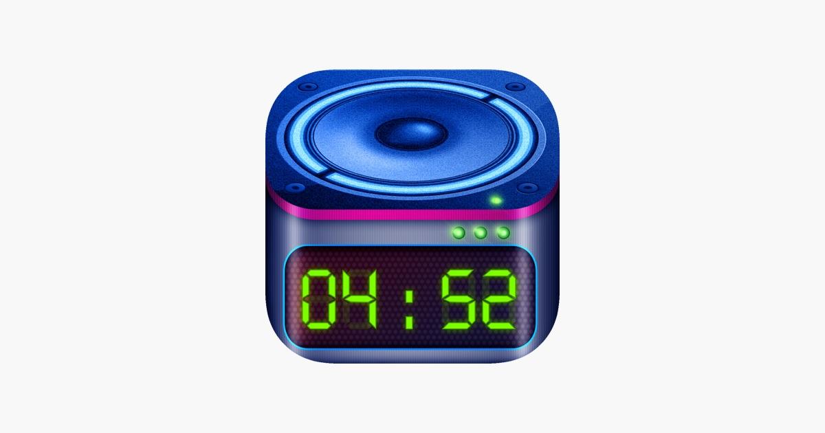 "App Store 上的""Loud Alarm Clock Best and Loudest Alarms 2 ..."