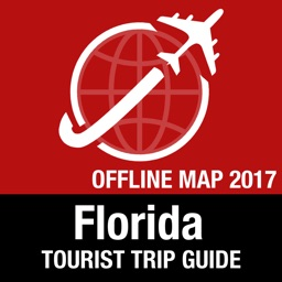 Florida Tourist Guide + Offline Map