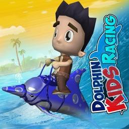 Dolphin Kids Racing - Dolphin Fish Racing For Kids