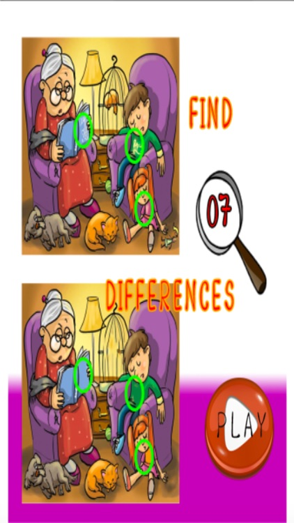 Spot The Differences Find The Differences Games