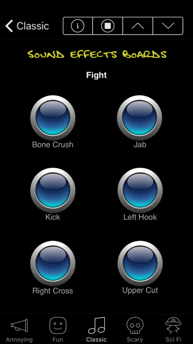 Sound Effects Boards Pro review screenshots