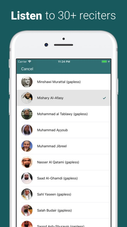 Quran - by Quran.com - قرآن screenshot-4