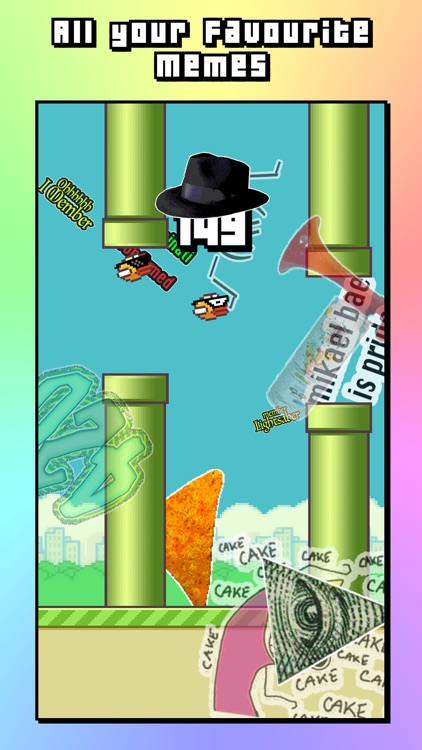 Noscope Flappy - MLG Bird Version - The Parody screenshot-3