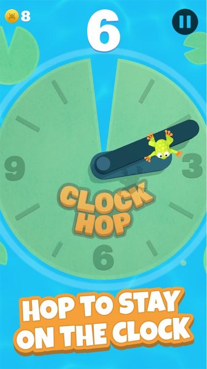 Clock Hop screenshot-0