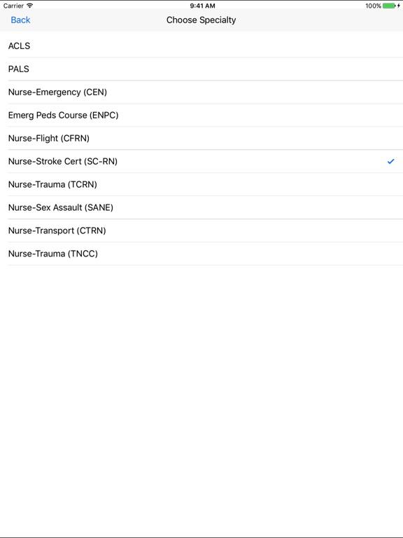 Emergency Nursing Certification Reviews App Price Drops