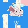 会飞的小兔子 - 加油小兔子