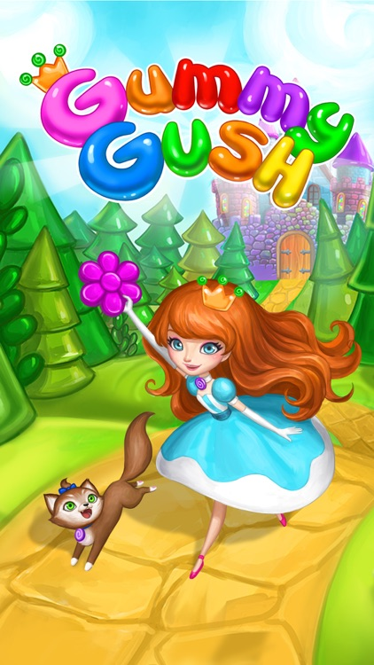 Gummy Gush: Jelly Puzzle Game screenshot-4