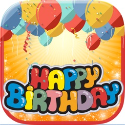 Happy BirthDay Photo Frames - Bday Greeting Cards