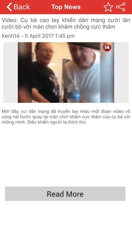 Top Vietnam News screenshot-3